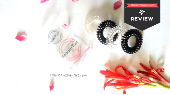 hair bobble tie review