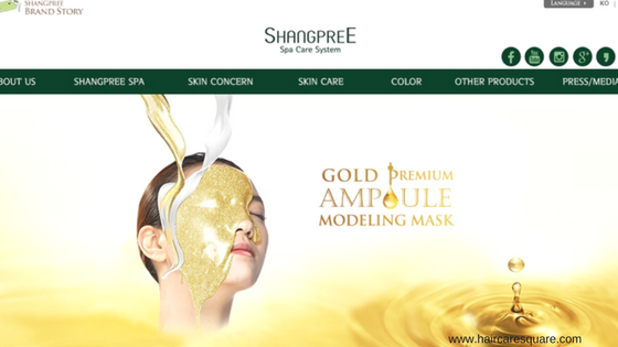 Shangpree Review: Korean Skin Care Gold Beauty Treatments