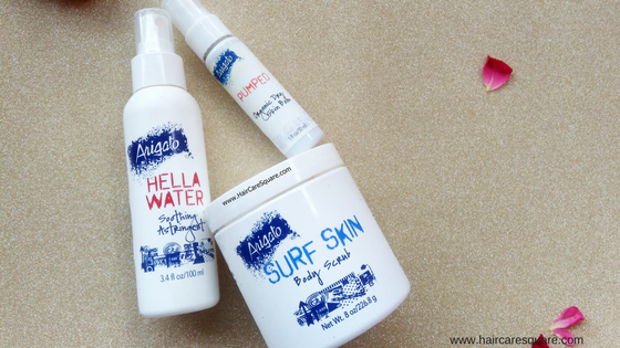 Arigato Holistic Skin Care Haul and review