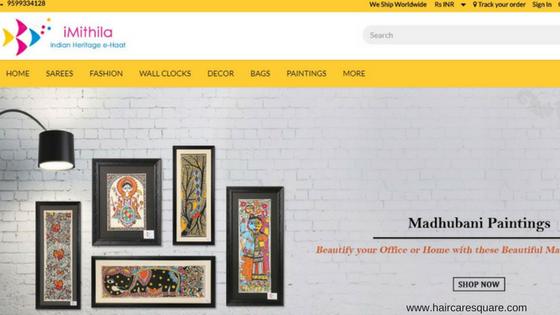 imithila madhubani designer store review