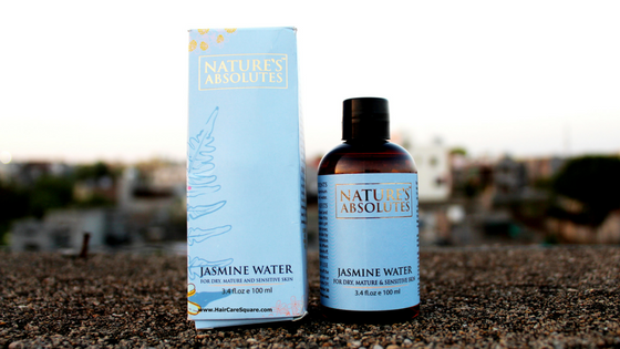 nature's absolutes jasmine water review