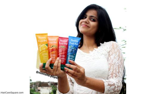 himalaya fresh start oil clear face wash