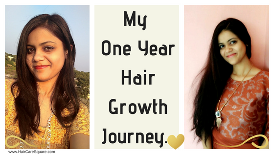 hair growth journey