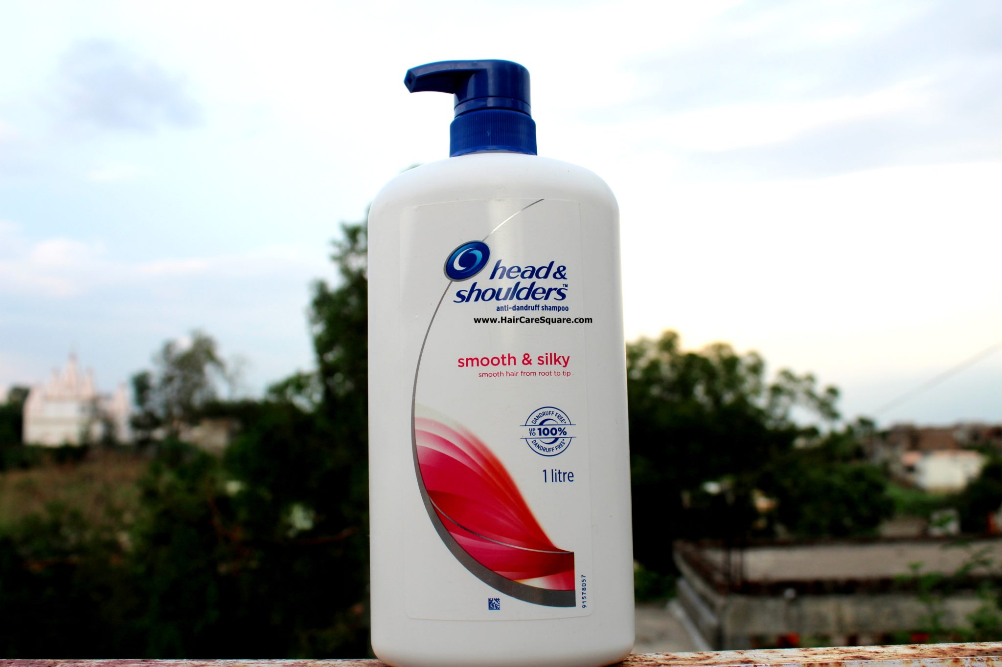 Head & Shoulders Smooth and Silky anti-Dandruff Shampoo review