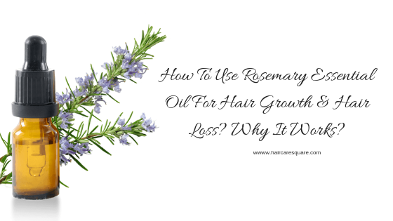 rosemary for hair