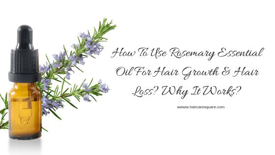 rosemary for hair