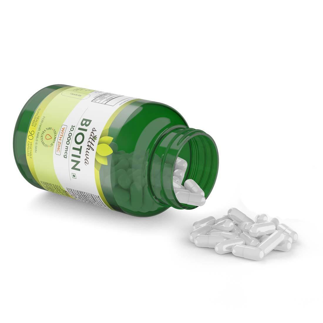 satthwa biotin supplement