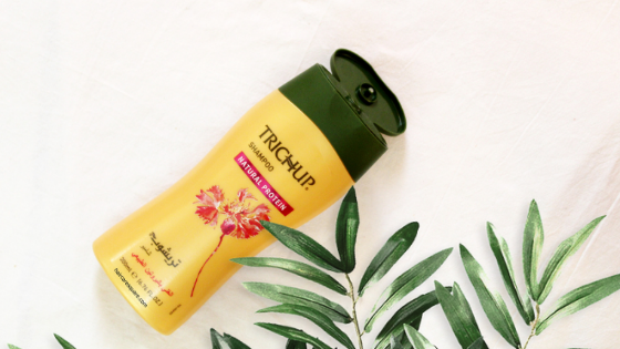 trichup natural protein shampoo review