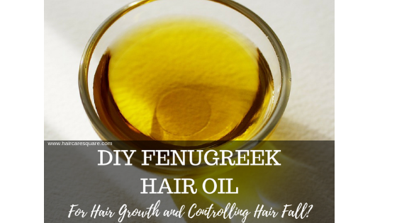 diy fenugreek oil benefits and uses