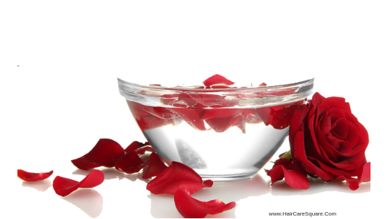 rose water benefits for natural hair