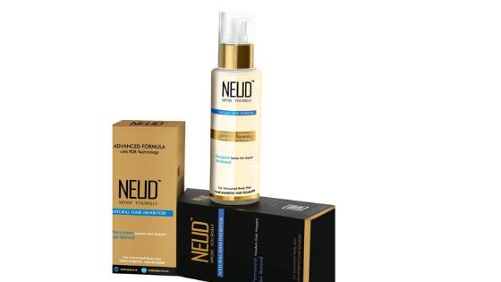 NEUD Hair Inhibitor Review