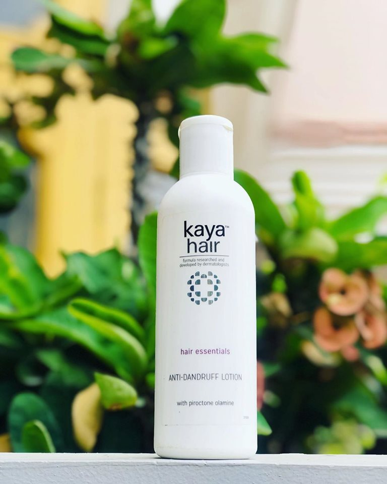 kaya anti dandruff lotion
