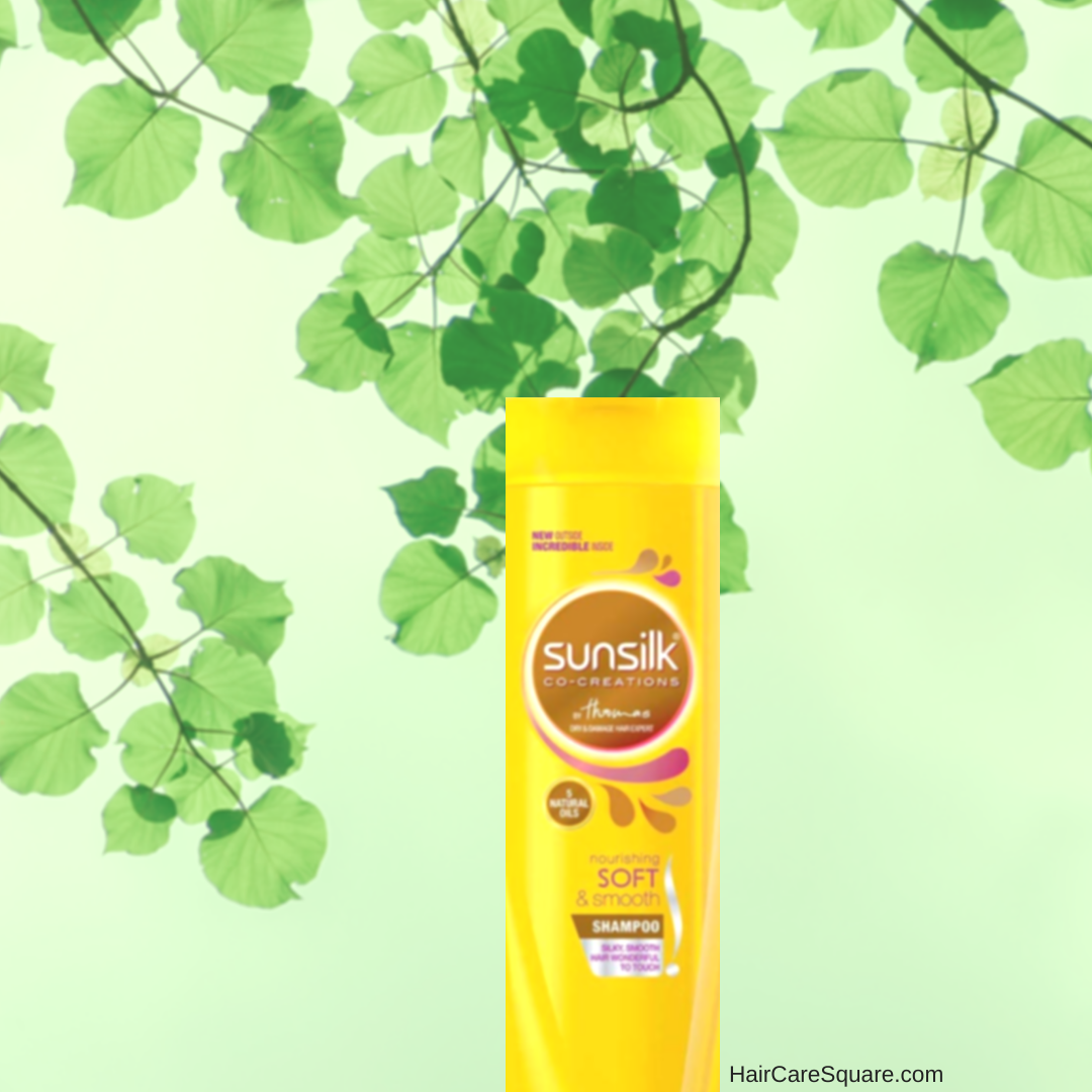 sunsilk yellow shampoo review