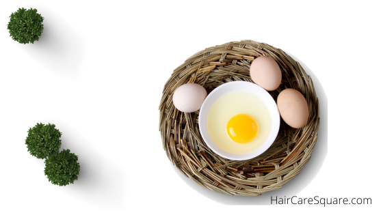Egg And Curd Hair Mask For Dry, Damaged & Limp Hair