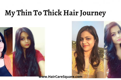 my thin to thick hair journey