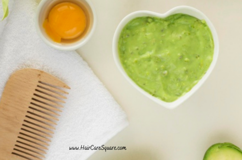 best avocado hair mask