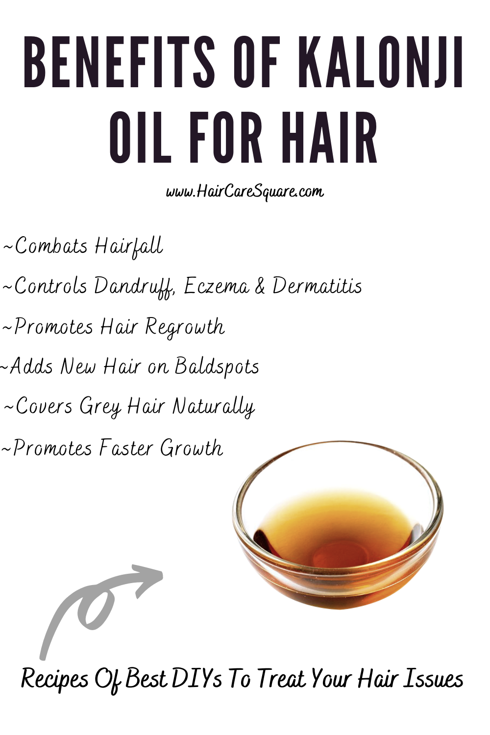 benefits of kalonji oil for hair